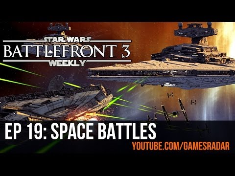 Star Wars Battlefront 3 Weekly - Episode 19: How Star Wars games handle space battles