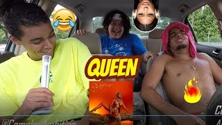 NICKI MINAJ - QUEEN (FULL ALBUM) REACTION REVIEW