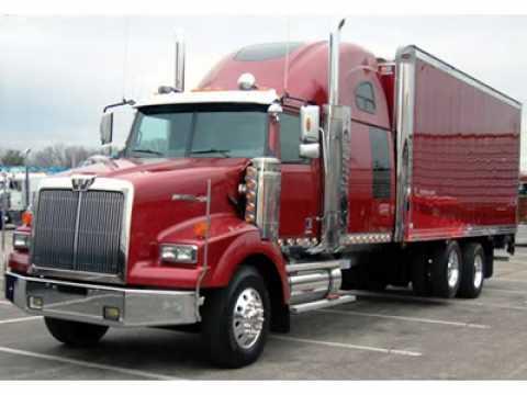Grande Americano Grandes Camiões Americanos.avi