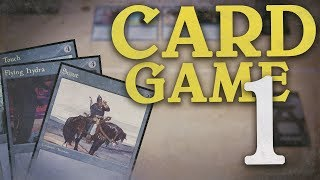 Card Game Part 1 Look Dev for Cards - Unity Tutorial (Advanced)
