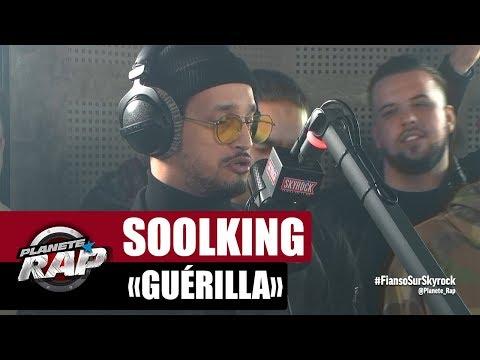 "[EXCLU] Soolking ""Guérilla"" #PlanèteRap thumbnail"