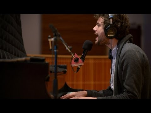 Passion Pit - Take a Walk (acoustic) (Live on 89.3 The Current)