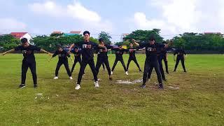 12/5 - Nhảy cổ động - HKPĐ chuyên Lê Thánh Tông 2018-2019