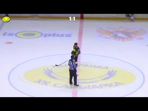Обзор матча Сарыарка - Звезда