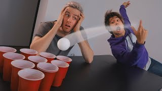 Ping Pong Battle - Rewi vs Bulien