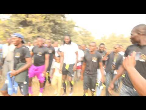 Emmanuel Adebayor and the TeamSEA