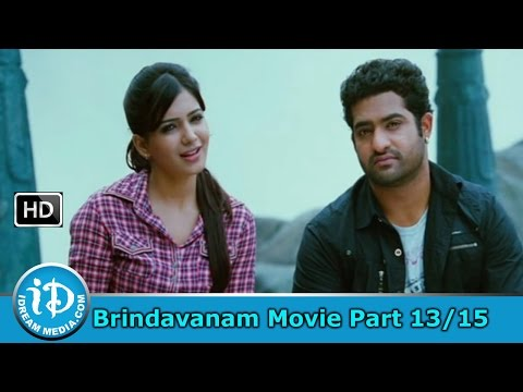 Brindavanam Movie Part 1315 - Jr NTR Samantha Kajal Agarwal