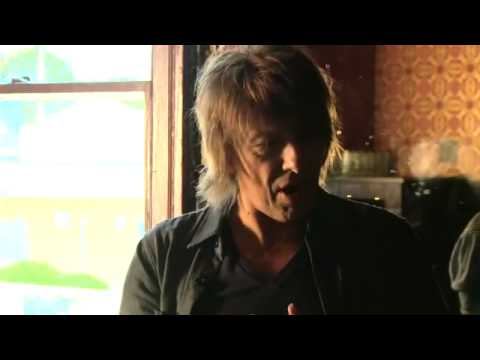 Richie Sambora - Interview&acoustic every road leads home to you.