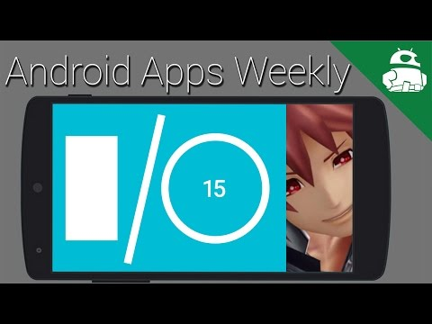 Apps from Google I/O 2015, Square Enix had a big week, Harvest Moon is coming! - Android Apps Weekly