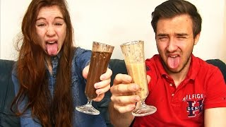 LE PIRE COCKTAIL DU MONDE ! - Smoothie Challenge en Couple !