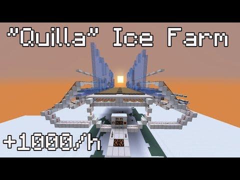 Showcase | 'Quilla' Ice Farm +1000/h Granja de Hielo 1.13 | Dust98