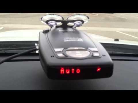 Escort Passport 9500IX Review - 2013 Subaru WRX STI