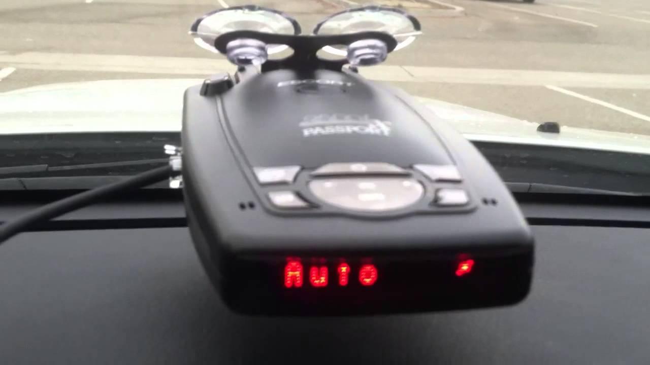 Escort Passport 9500Ix >> Escort Passport 9500IX Review - 2013 Subaru WRX STI - YouTube