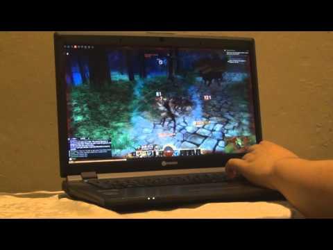 AFTERSHOCK XM17 running Guild Wars 2 (NVIDIA GeForce GTX 660M)