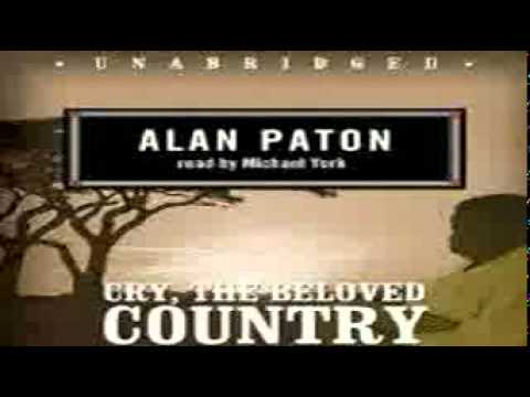 Cry, the Beloved Country Audio Book By Alan Paton