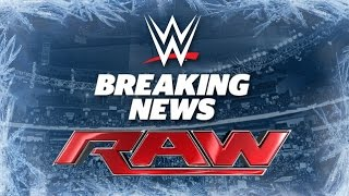 Breaking News On WWE RAW Tonight & Vince McMahon! How WWE Is Preparing for RAW Tonight