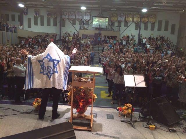 The Mystery Of The Shemitah with Rabbi Jonathan Cahn at Joshua Springs