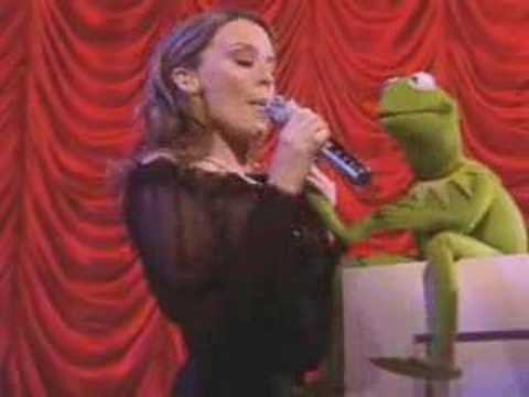 Kylie Minogue and Kermit the Frog - Especially for You