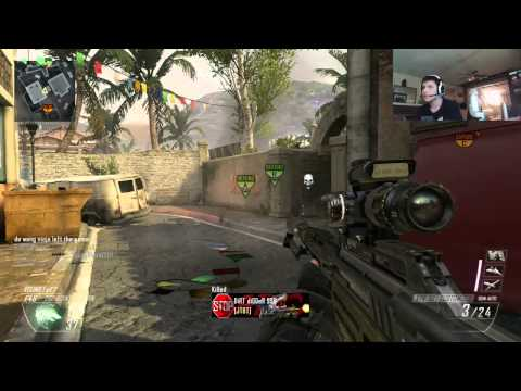 FaZe Pamaj - Sniping with silence 3 - XPR