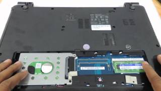 Acer Aspire e1 510 570 571 572 how to upgrade ram memory and harddrive easy diy