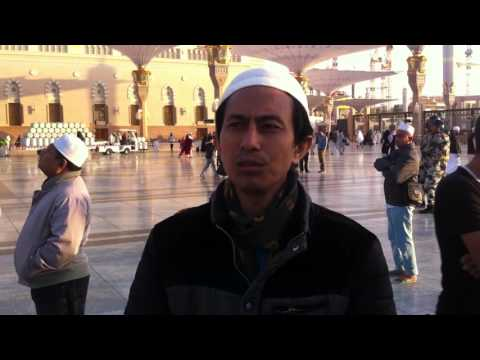 Video umroh backpacker