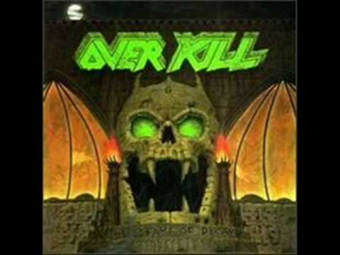 Overkill - Playing With Spiders||skullkrusher
