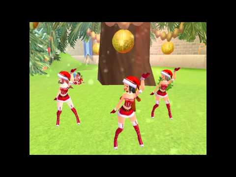 Grand Fantasia Christmas Dance video