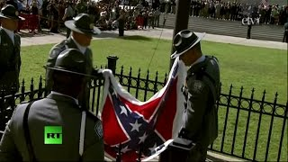 Confederate Flag removed from SC State House