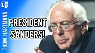Bernie Sanders Announces Presidential Run Plans for 2020