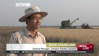 Chinese technology, investments boost African farms