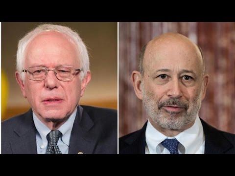Wall Street Bankster On Bernie Sanders