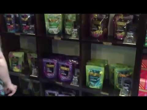 Twinings Tea Shop - Aldwych - London