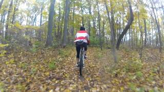 Eastern Michigan Mountain Bike Trails: Potawatomi