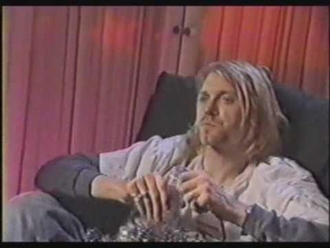 Kurt Cobain Interview 1993 Part 3