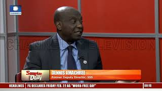 The Major Threat To Our Elections Is Vote Buying Not Ballot Box Snatching – Fmr Director SSS Pt.2