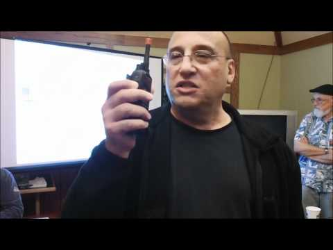 A Demonstration of Motorola's MotoTrbo Digital Voice Over IP Technology!
