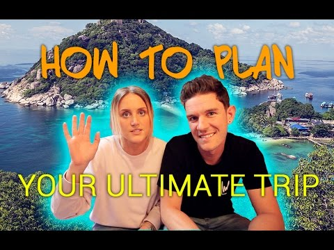 HOW TO PLAN YOUR ULTIMATE AROUND THE WORLD TRIP