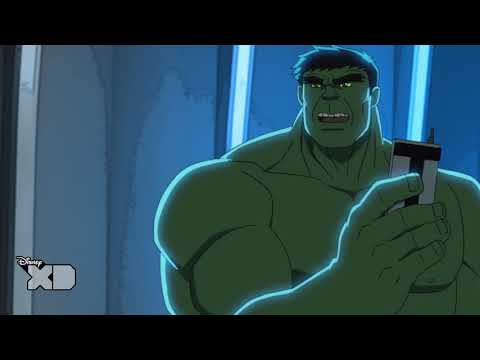 Hulk and the Agents of S.M.A.S.H. - Monsters No More