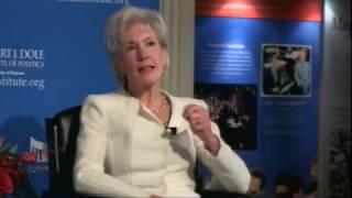 First Woman President 2.0: Part I - Kathleen Sebelius