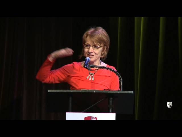 Provost's Lecture: Joan D. Frosch - Who Is (Not) Human?