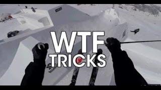 Epic skiing tricks