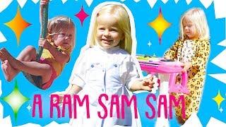 ARamSamSam preschool song for education/ learning kids en kindergarten/ more babies songs for family