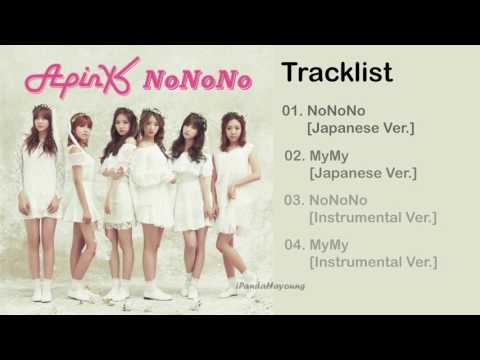 [FULL ALBUM] A Pink – NoNoNo [Japanese Ver.]