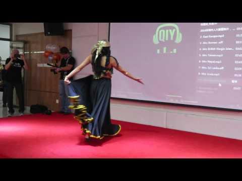 Mrs Globe 2015 - Mrs Gibraltar Hot Dance