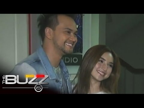 Billy, Coleen say 'I Love You' to each other klip izle