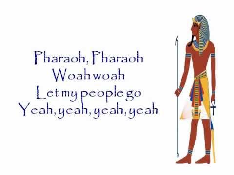 VBS 2012 Pharaoh, Pharaoh