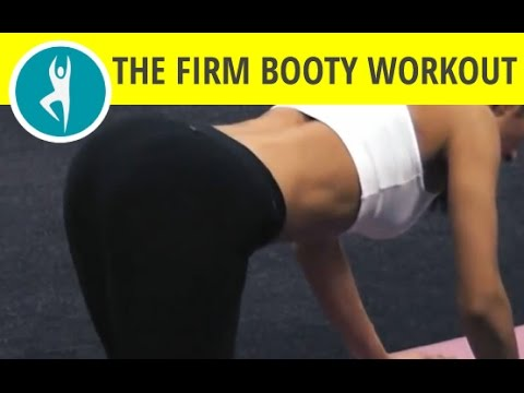 The Firm Booty Workout: Get A Butt Like Kim Kardashian In 9 Minutes A Day video