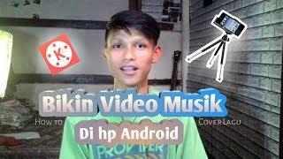 (12.8 MB) Cara Membuat Audio Musik Cover Lagu Di Android (  Kinemaster Pro ) Mp3