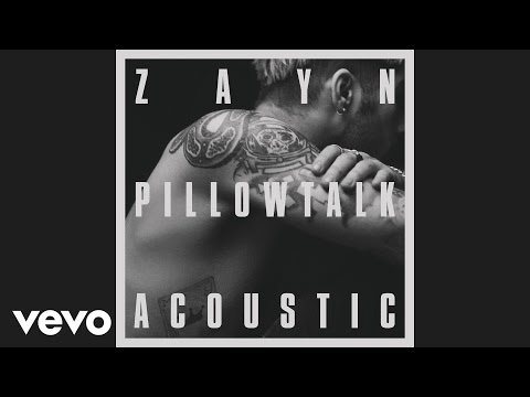ZAYN - PILLOWTALK (the living room session) [Audio]