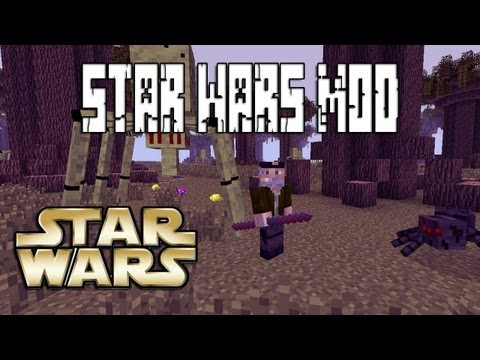 STAR WARS - MINECRAFT MOD